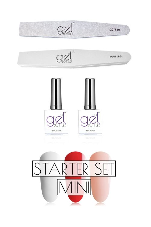 WELCOME TO TGB Starter Set – Mini - THEGELBOTTLE INC - gel nail polish