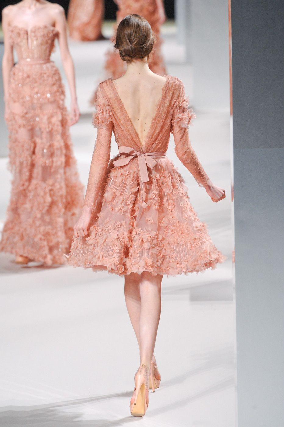 pink is the word !!   Dresses   Pinterest   Cenicienta, Alta costura ...