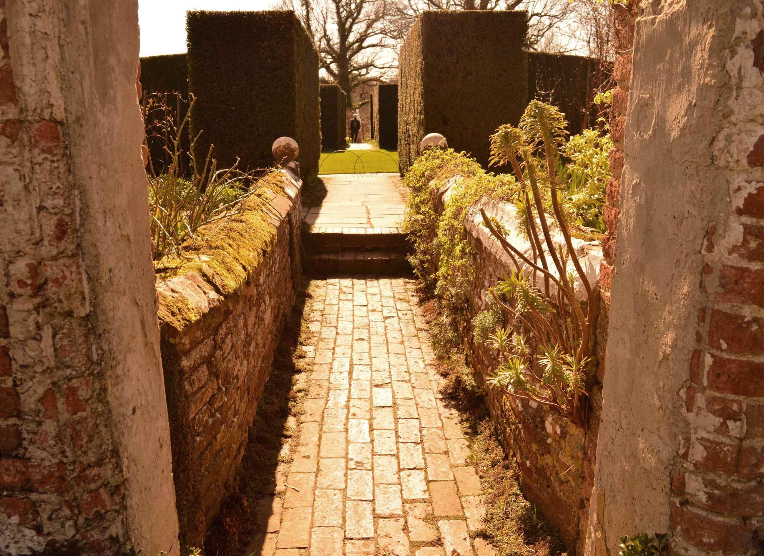 SIssinghurst Garden, Kent.