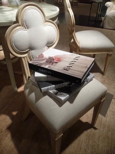 Quatrefoil Chair
