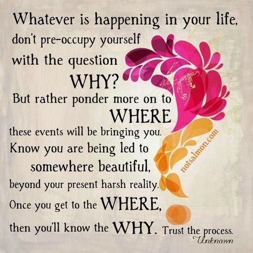 Trusting The Process And Finding Peace Quotes Quotes