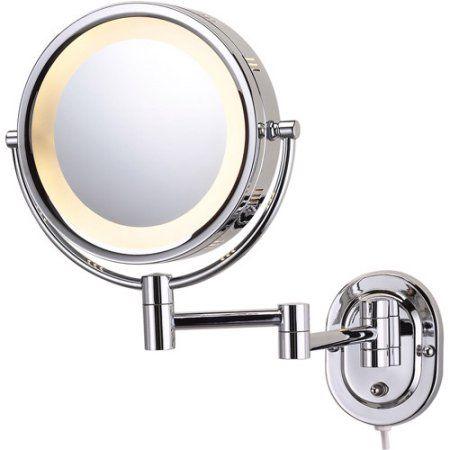 Beauty Wall Mounted Makeup Mirror Lighted Wall Mirror Wall