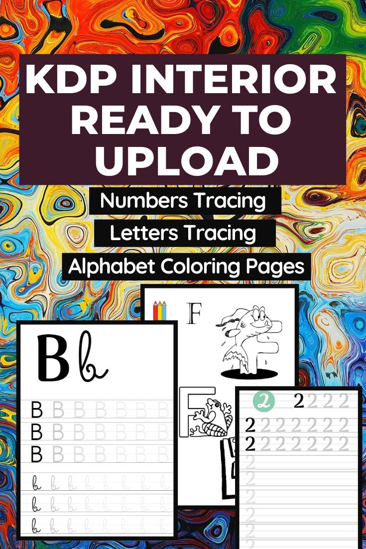 Kdp Interior Book Template Activity Book Printable For Kids Kids Activity Books Book Activities Book Template