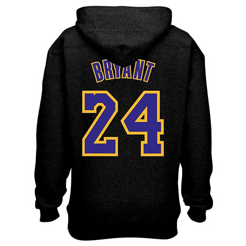 Kobe Bryant Reebok Los Angeles Lakers Black Jersey Lace Up Pullover Hoodie Men S Jerseys For Cheap In 2020 Hoodies Men Pullover Pullover Hoodie Hoodies