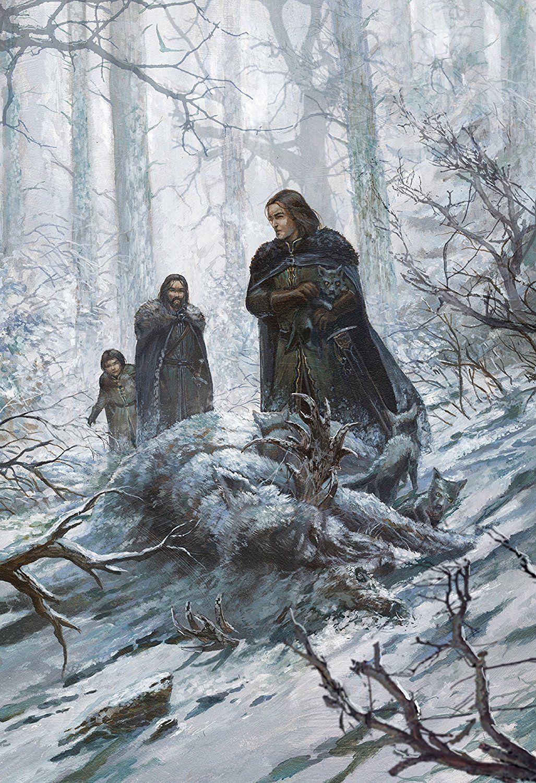 Game Of Thrones Ganha Edicao Ilustrada E Em Capa Dura No Brasil