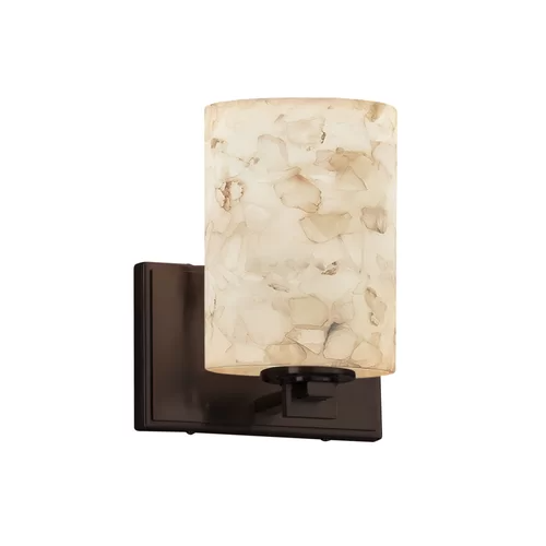 Rosecliff Heights Conovan 1 Light Armed Sconce Wayfair Justice Design Bathroom Sconces Wall Sconce Lighting