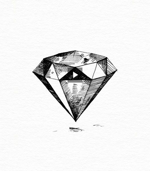 diamants chanel | tattoo | pinterest | tatouage, dessin et diamant