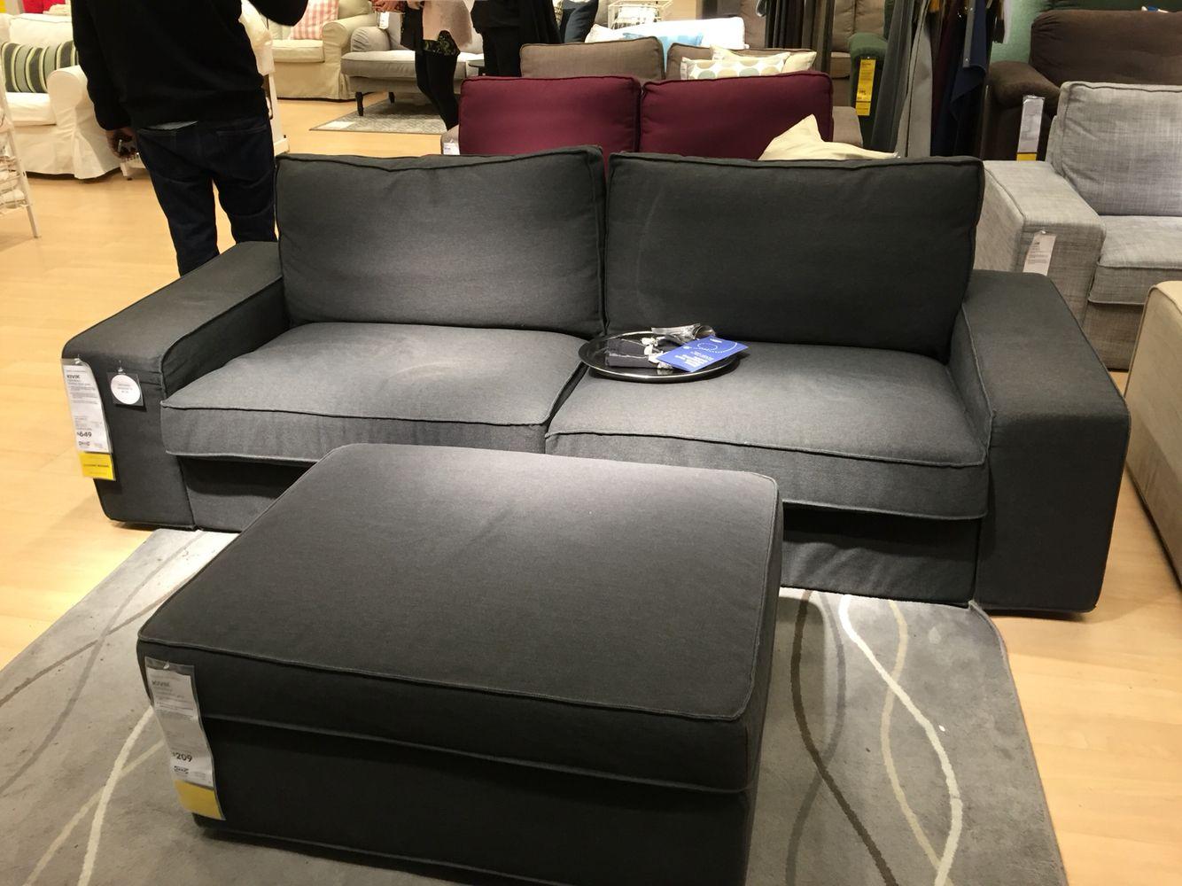 Divano Kivik ~ Ikea kivik nachher home living rooms room and
