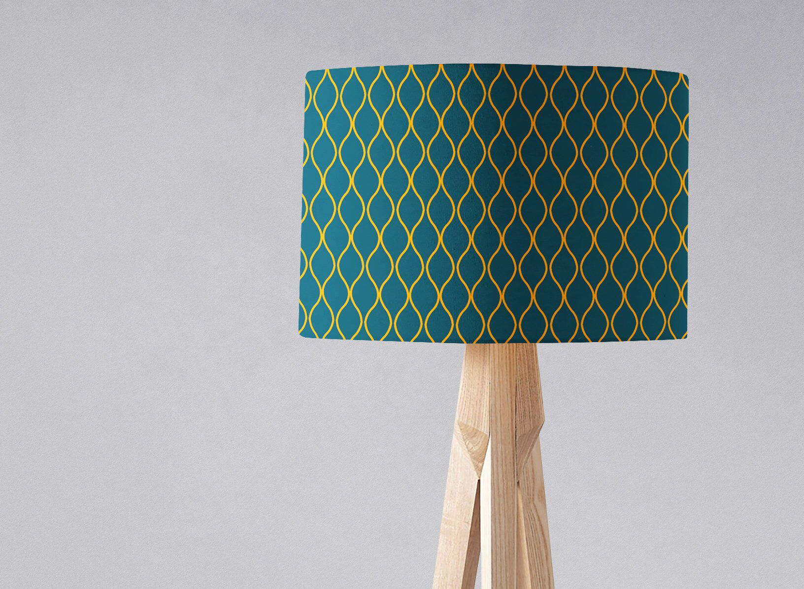 Blue Floor Lamp Blue Light Shade Floor Lampshade Yellow Etsy Blue Floor Lamps Shades Of Light Blue Floor Lamp