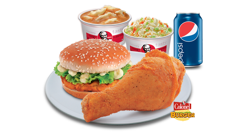 Delivery - Specials - Your Specials - Set C | KFC Malaysia