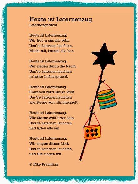 Heute Ist Laternenzug Elkes Kindergeschichten Geschichten Fur Kinder Laterne Lied Kindergeschichten