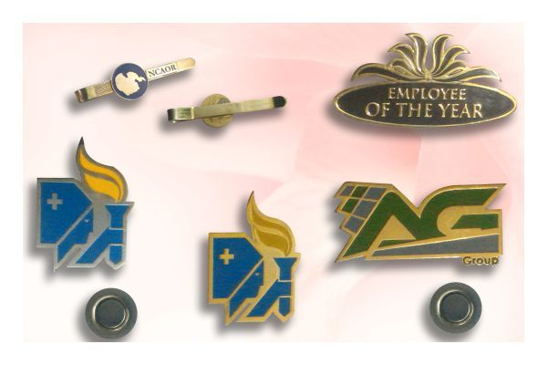 Magnetic Name Badges Printing in Delhi | Chest Badges