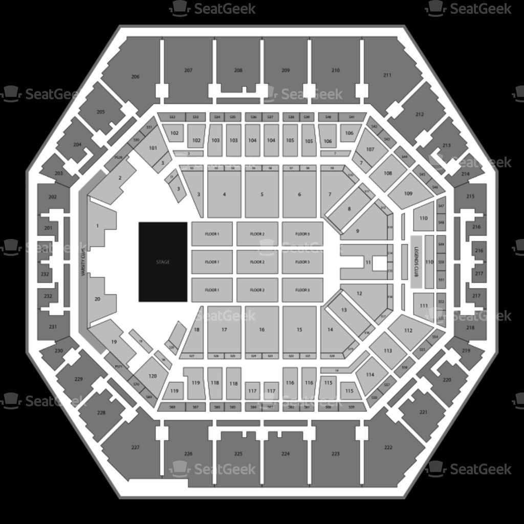 Bankers Fieldhouse Seating Chart