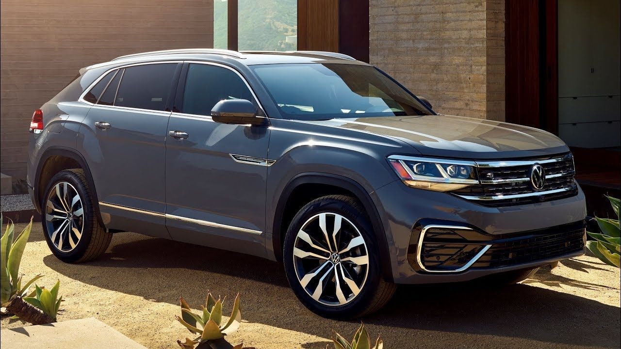 2020 VW Atlas Cross Sport Stylish Midsize SUV