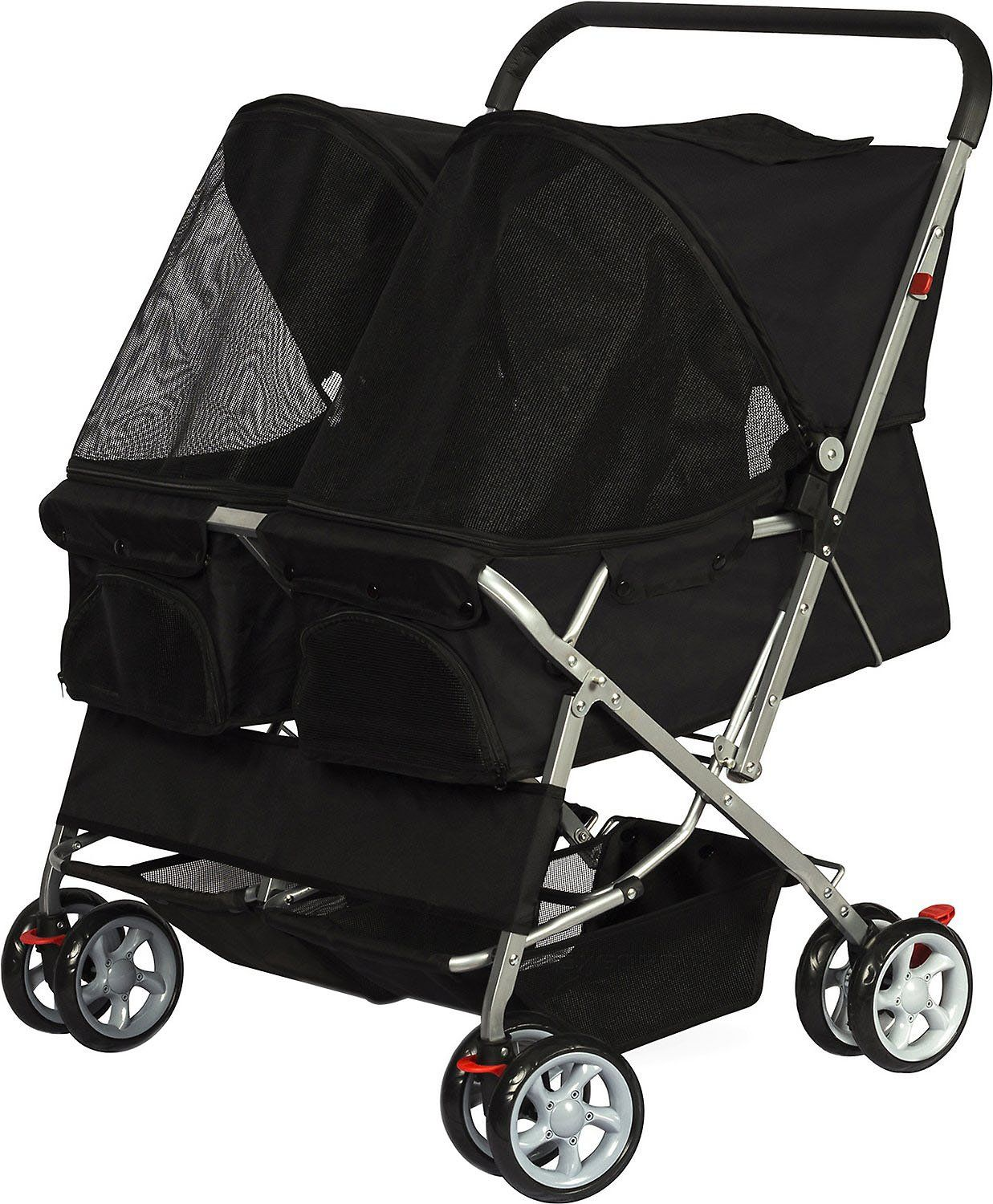 paws and pals stroller chewy