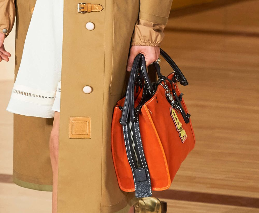 1c3df67e541 Check Out All the Bags from Coach's Fall 2016 Runway Show and Shop Some of  the Best Pieces Now