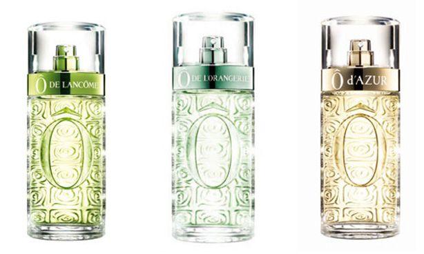 Perfume Shrine: 3 Eaux by Lancome: O, O d'Azur & O de l