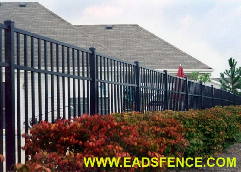 Specrail S 4 Saybrook Aluminum Fence Our Most Popular