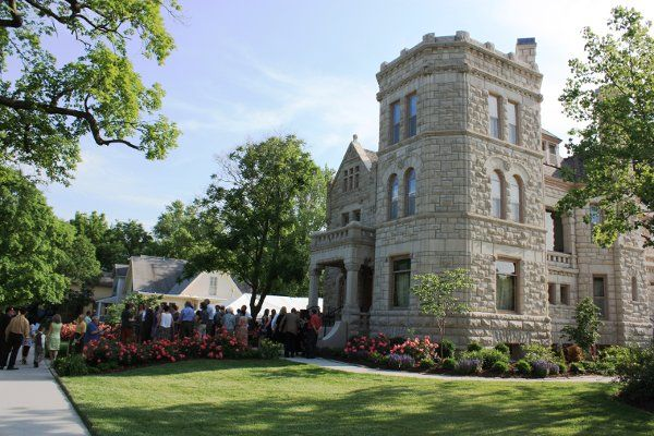 Lawrence Kansas Wedding Venue The Eldridge Hotel