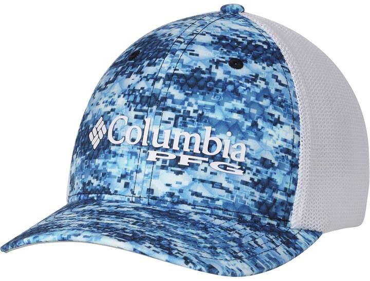 10e2d24f Columbia Camo Mesh Baseball Trucker Hat - Men's | Products | Hats ...