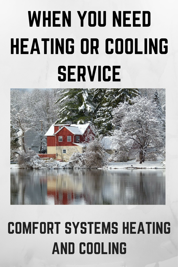 Call Neil Conway With Comfort Systems Heating Cooling At 816 322