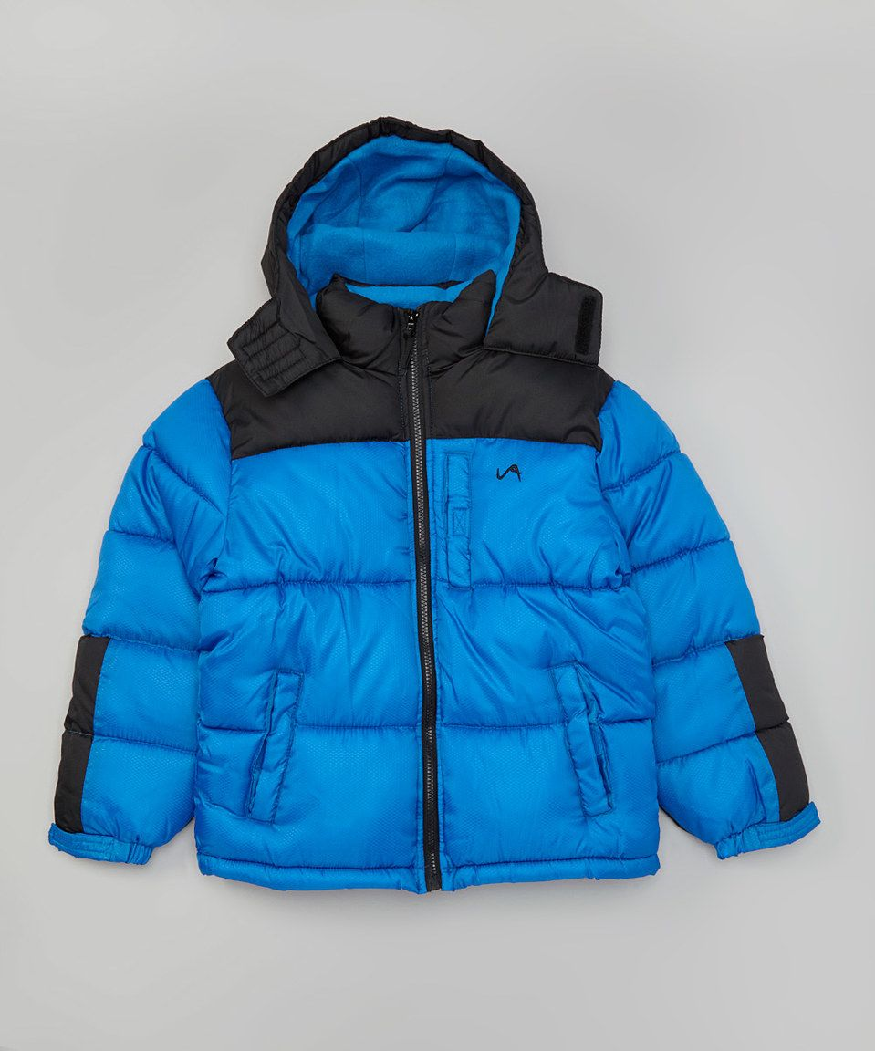 Weatherproof Blue Black Puffer Jacket Toddler Boys Black Puffer Jacket Blue Puffer Jacket Puffer Jackets [ 1152 x 959 Pixel ]