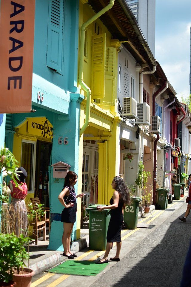 Life Is All About Colors And The Next Door Neighbor Singapore Knows Best About It From Bugis Junction Haji Lane To Chinatown You 39 Re Definitely In For Vi