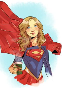 supergirl fanart - Google Search | Don't Mess with the
