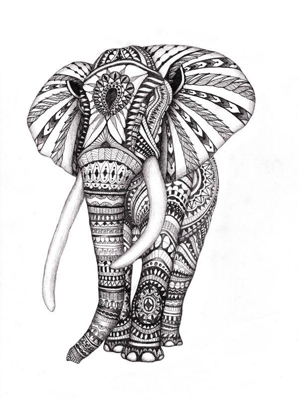 Elefant Doppelpack   Zukünftige Projekte   Pinterest   Tatuajes