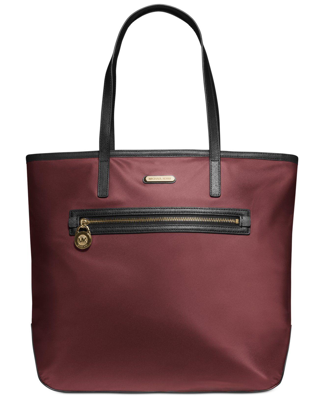d3d76b40edc87b MICHAEL Michael Kors Kempton Nylon Large Tote | High end handbags ...