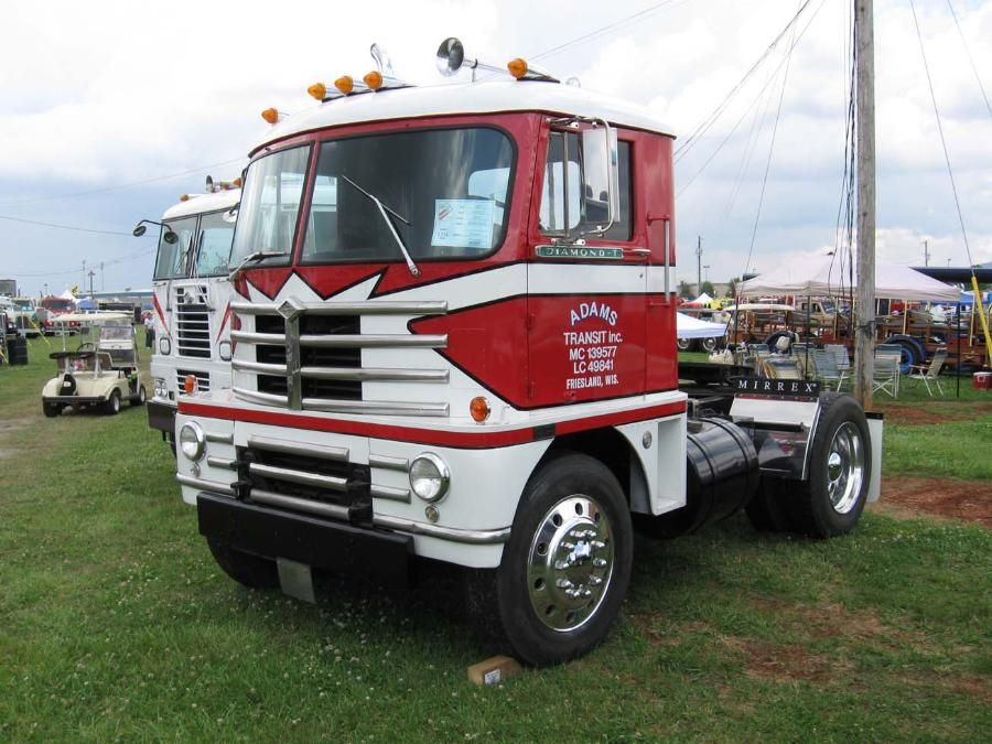 1958 diamond t coe trucks reo diamond t pinterest diamond trucks reo diamond t pinterest diamond biggest truck and rigs sciox Image collections