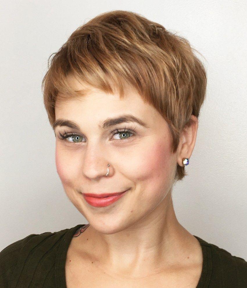 50 best trendy short hairstyles for fine hair hair