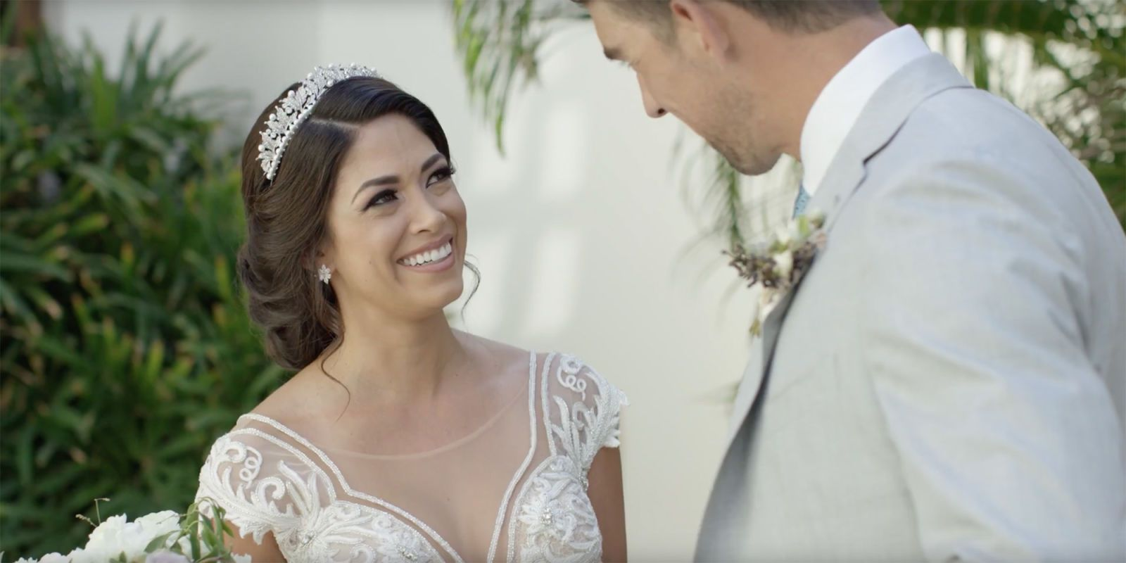 Nicole And Michael Phelps Wedding Video Will Make You Cry All The Hy Tears