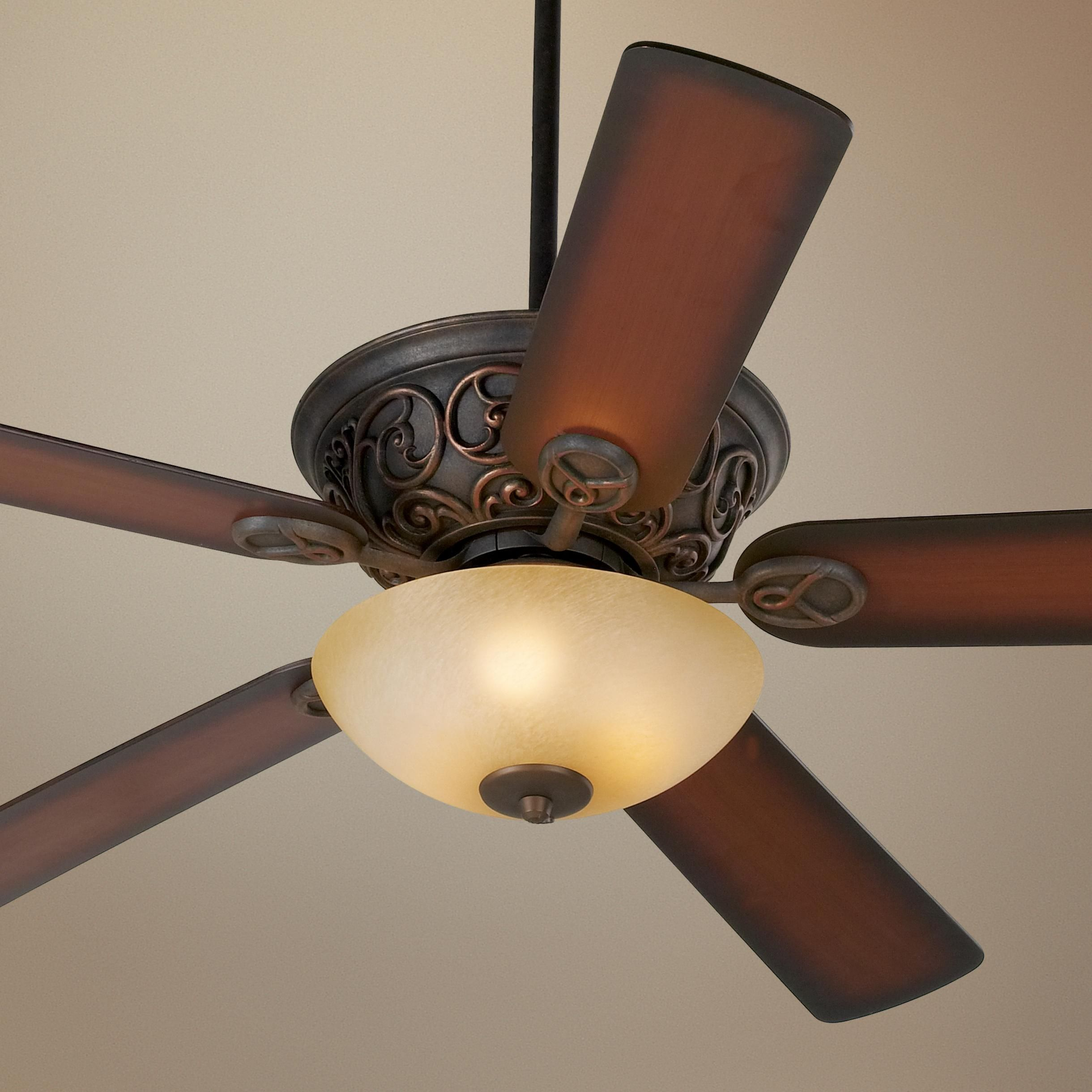 52 Casa Contessa With Scavo Glass Light Ceiling Fan 11g50 Lamps Plus Ceiling Fan Bronze Ceiling Fan Lighting Ceiling Fans