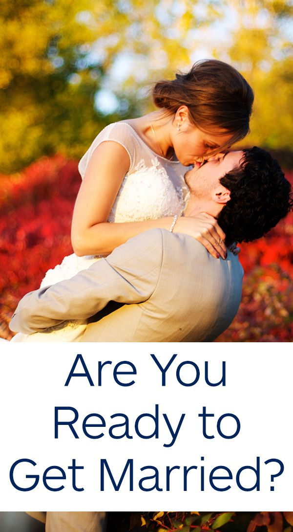 Are you ready to get married? Are you sure? Find out! Photo by One:One Photography.