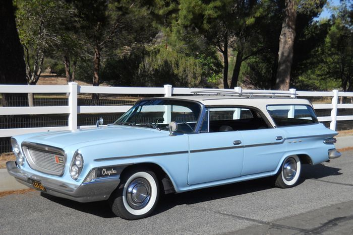 Hemmings Find Of The Day 1962 Chrysler Newport Tow Cool Rides