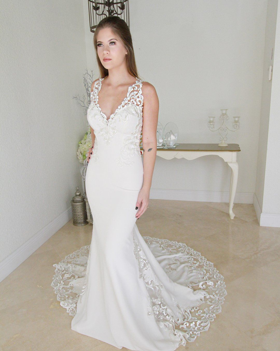 95bb98e539524 Boutique model in Veronica by Maggie Sottero