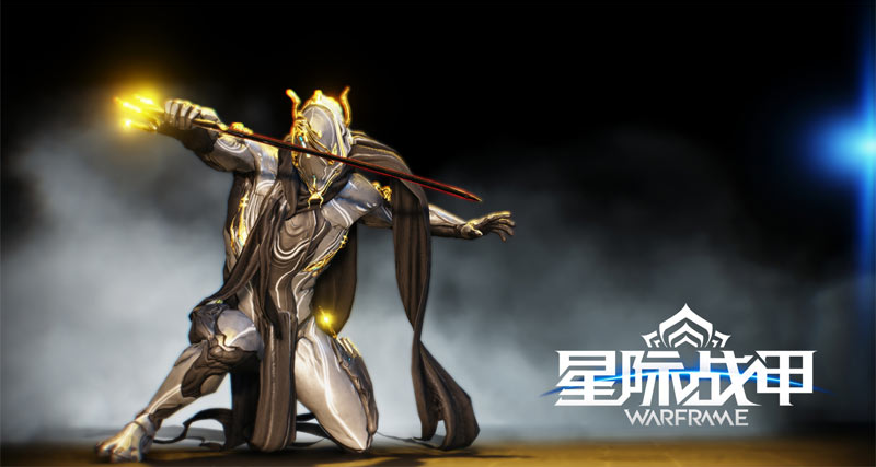 Excalibur Umbra Power Armor Warframe Excalibur Warrior