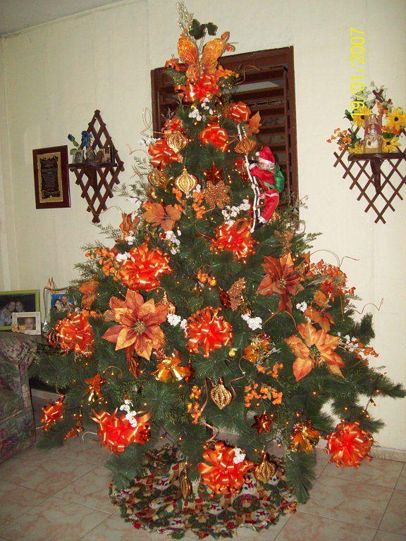 Arboles de navidad buscar con google navidad for Arboles navidenos decorados