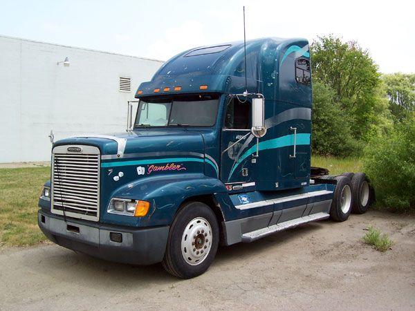 Freightliner Fld120 Conventional Freightliner Trucks Freightliner Trucks