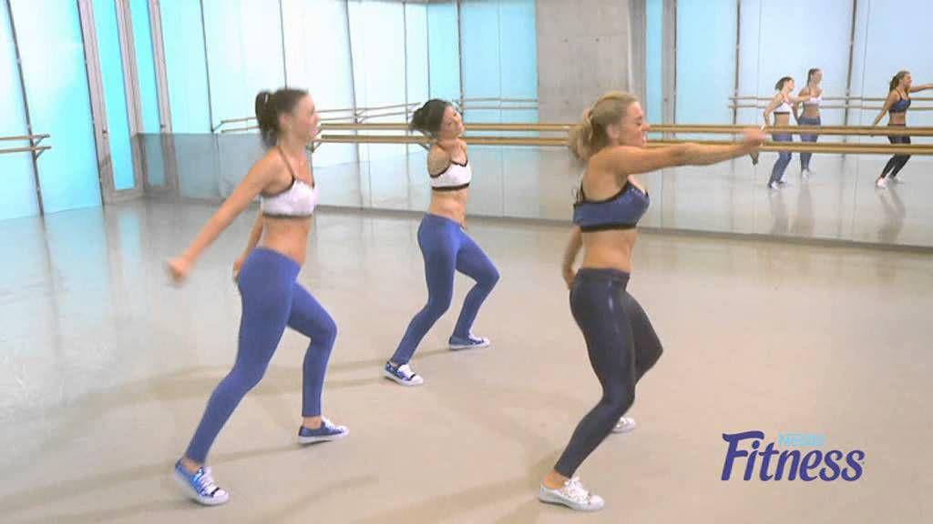 Ejercicios para adelgazar bailando zumba youtube