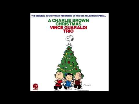Linus And Lucy - Charlie Brown Christmas - Vince Guaraldi - YouTube