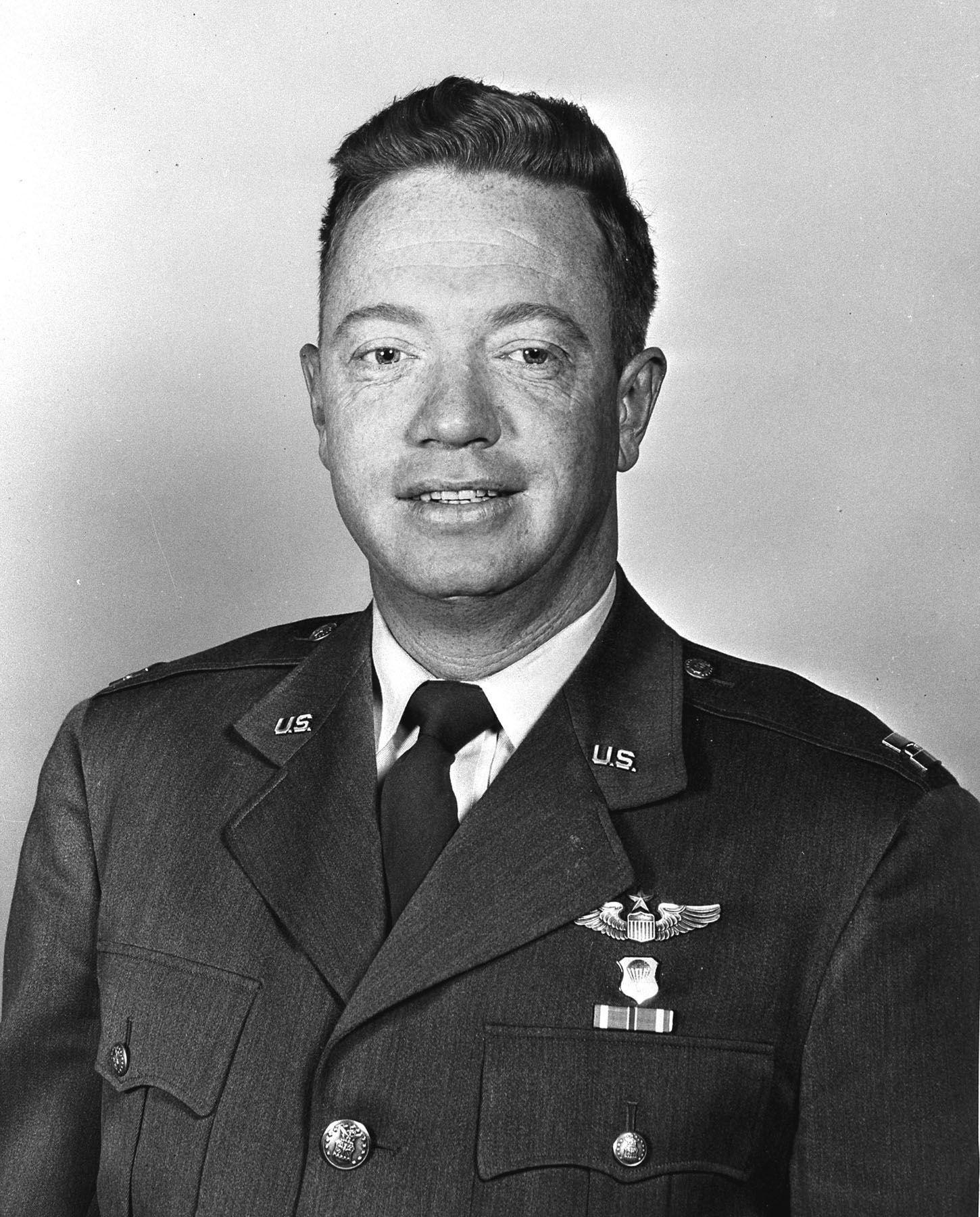 Captain Joseph W. Kitinger, United States Air Force