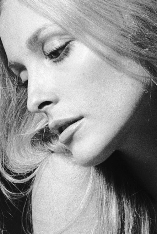 Sharon Tate, 1969. Photo by Terry O'Neill