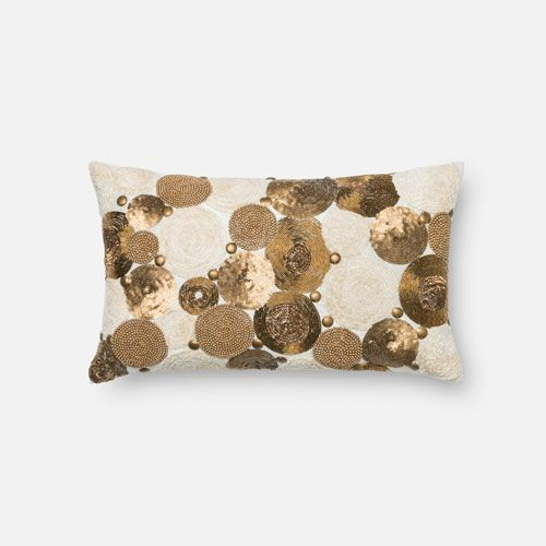 Brown And Beige 40 X 40Inch Decorative Pillow With Poly Insert Inspiration 13 X 21 Pillow Insert