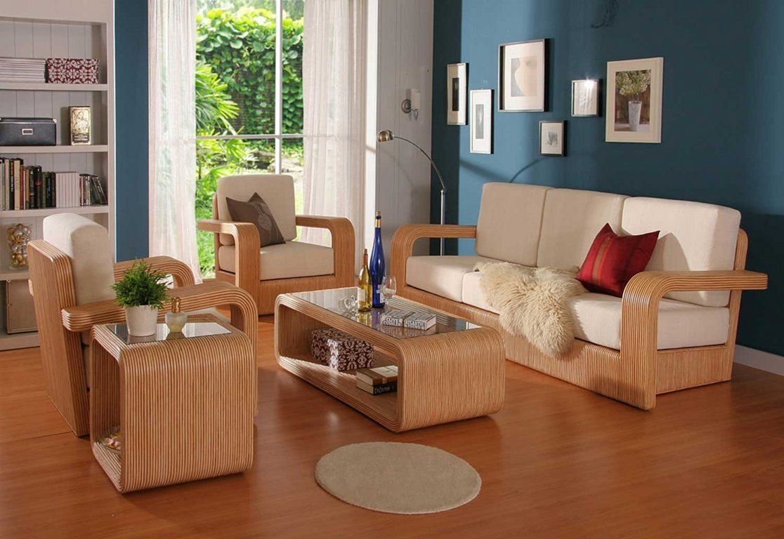Inspiring 22 Best Living Room Wooden Furniture For Your Home Get Easily Https Usdeco Wooden Sofa Designs Furniture Design Living Room Wooden Sofa Set Designs