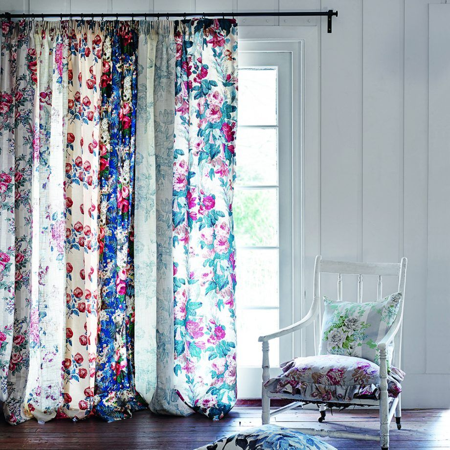 Awesome Curtain Ideas For Bay Window Living Room Eclectic: 13 Beautiful Window Dressing Ideas