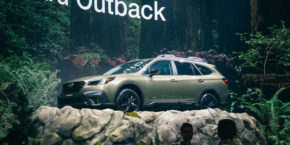 The 2020 Subaru Outback Adds a Turbo Engine and New ...