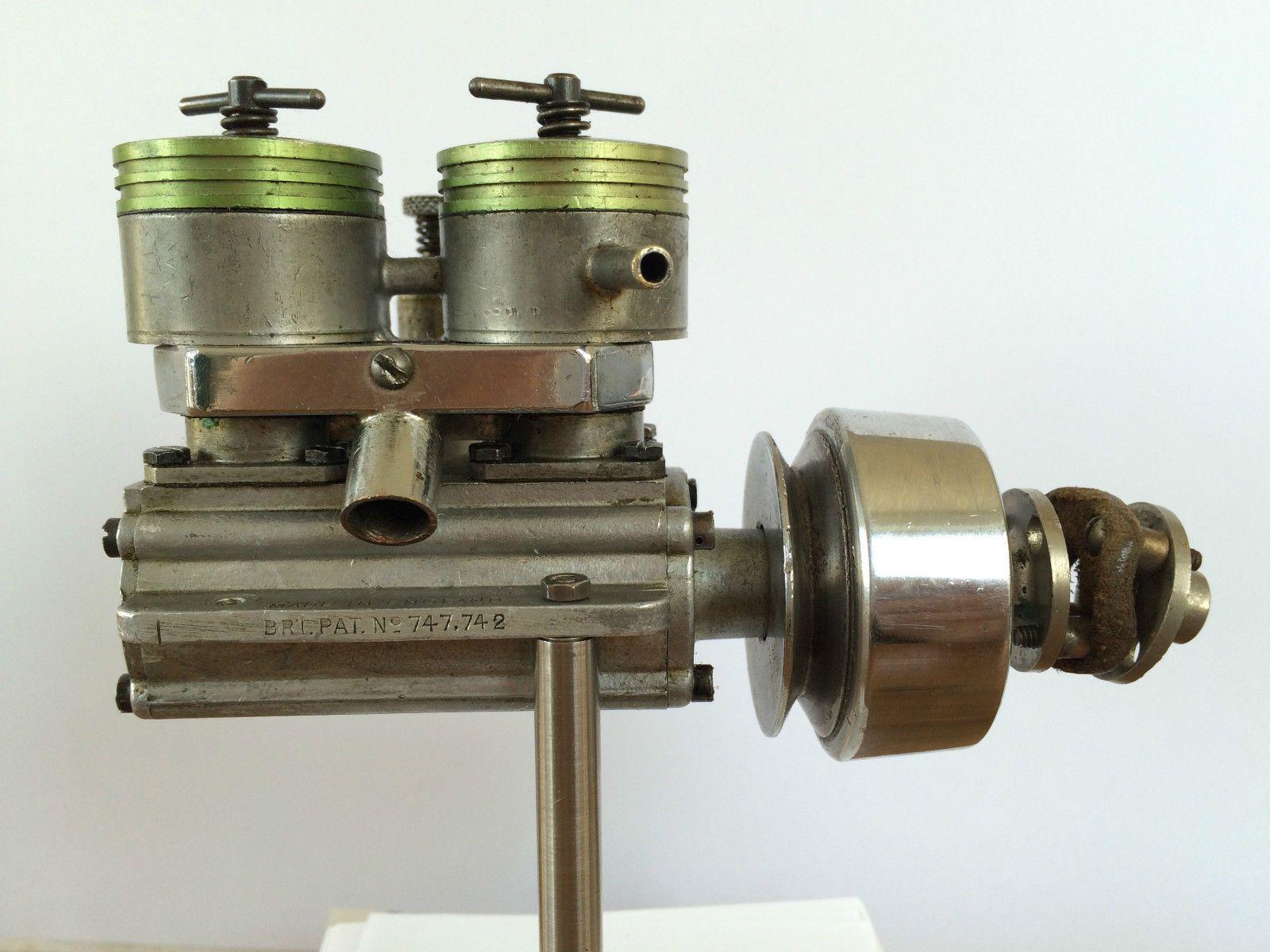 Taplin Twin 5 ccm 2 Zylinder Reihenmotor