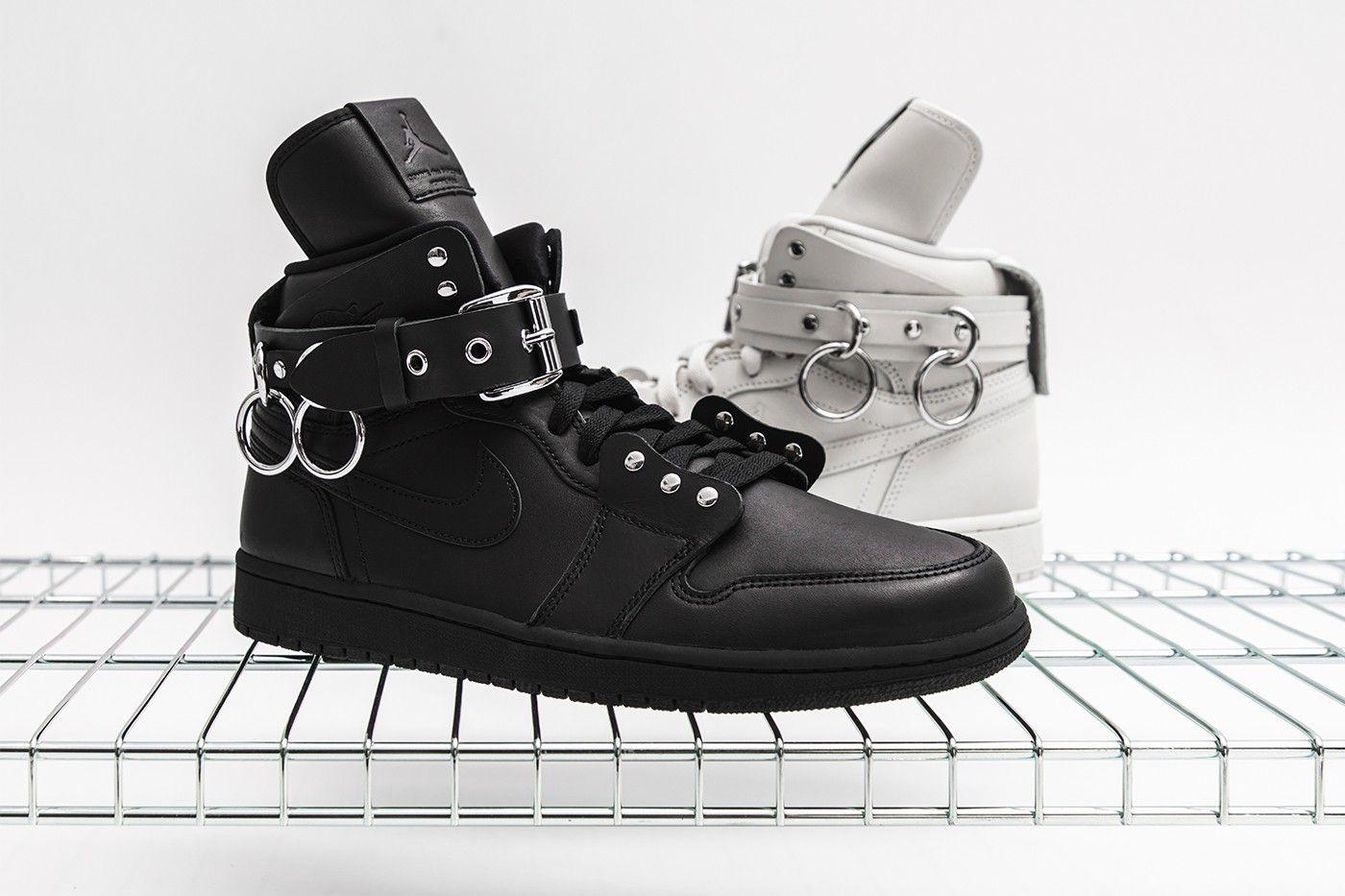 Take a Closer Look at the COMME des GARÇONS x Air Jordan 1